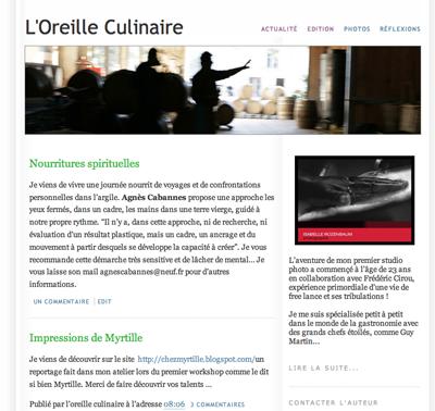 Oreille Gourmande